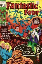 Fantastic Four 110