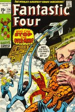 Fantastic Four 114