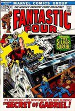 Fantastic Four 121