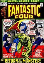 Fantastic Four 124