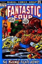 Fantastic Four 127