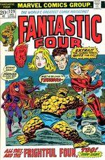 Fantastic Four 129
