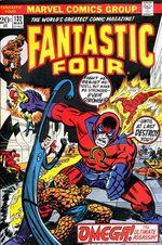 Fantastic Four 132