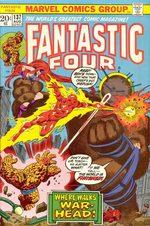 Fantastic Four 137