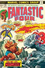 Fantastic Four 138