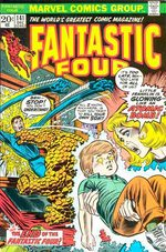 Fantastic Four 141