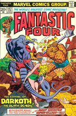 Fantastic Four 142
