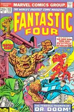 Fantastic Four 143