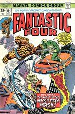 Fantastic Four 154