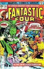 Fantastic Four 156