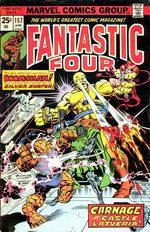Fantastic Four 157