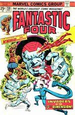 Fantastic Four 158