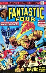 Fantastic Four 159
