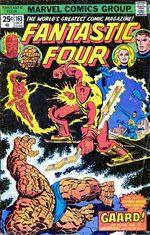 Fantastic Four 163