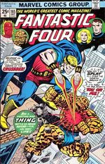 Fantastic Four 165