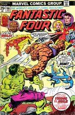 Fantastic Four 166