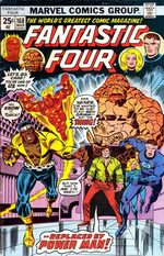 Fantastic Four 168