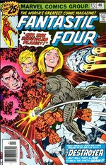 Fantastic Four 172