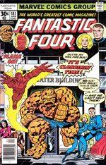 Fantastic Four 181