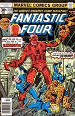 Fantastic Four 184