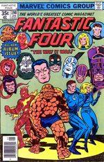 Fantastic Four 190