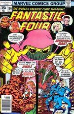 Fantastic Four 196