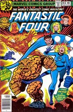 Fantastic Four 203