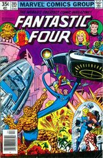 Fantastic Four 205