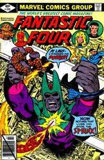 Fantastic Four 208