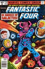 Fantastic Four 210