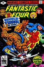 Fantastic Four 211