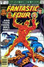 Fantastic Four 214