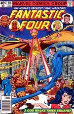 Fantastic Four 216