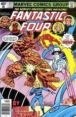 Fantastic Four 217