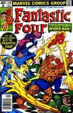 Fantastic Four 218