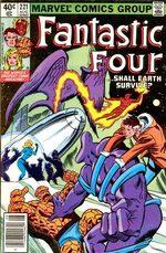 Fantastic Four 221