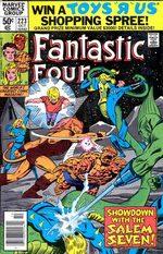 Fantastic Four 223