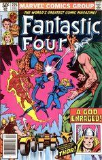 Fantastic Four 225