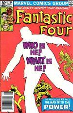 Fantastic Four 234