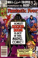 Fantastic Four 238