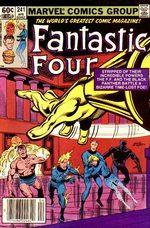 Fantastic Four 241