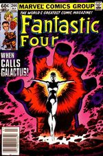 Fantastic Four 244