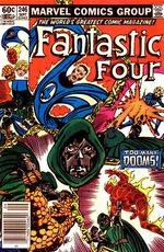 Fantastic Four 246