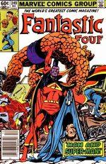 Fantastic Four 249
