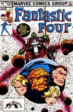 Fantastic Four 253