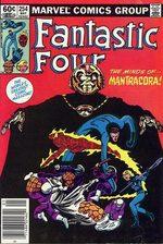 Fantastic Four 254