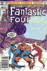 Fantastic Four 255