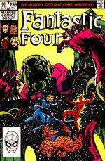 Fantastic Four 256