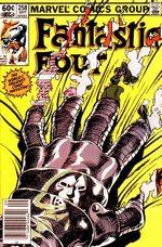 Fantastic Four 258