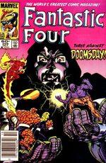 Fantastic Four 259